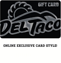 Picture of $100 Black Gift Card