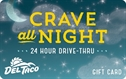 Picture of Crave All Night Card