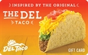 Picture of The Del Taco Card